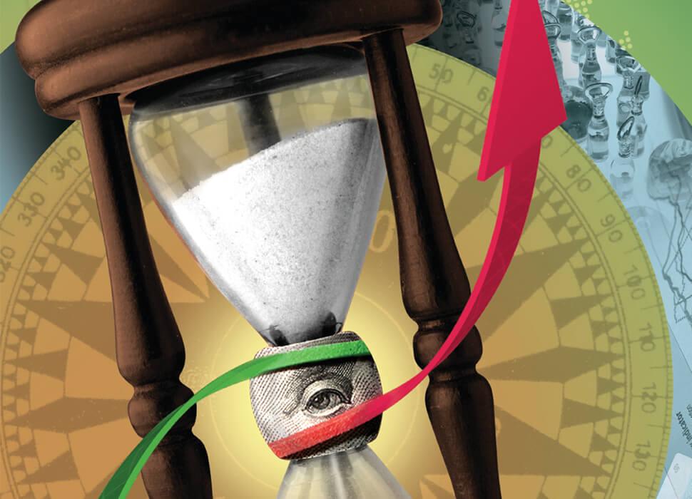 當代金融市場 封面設計