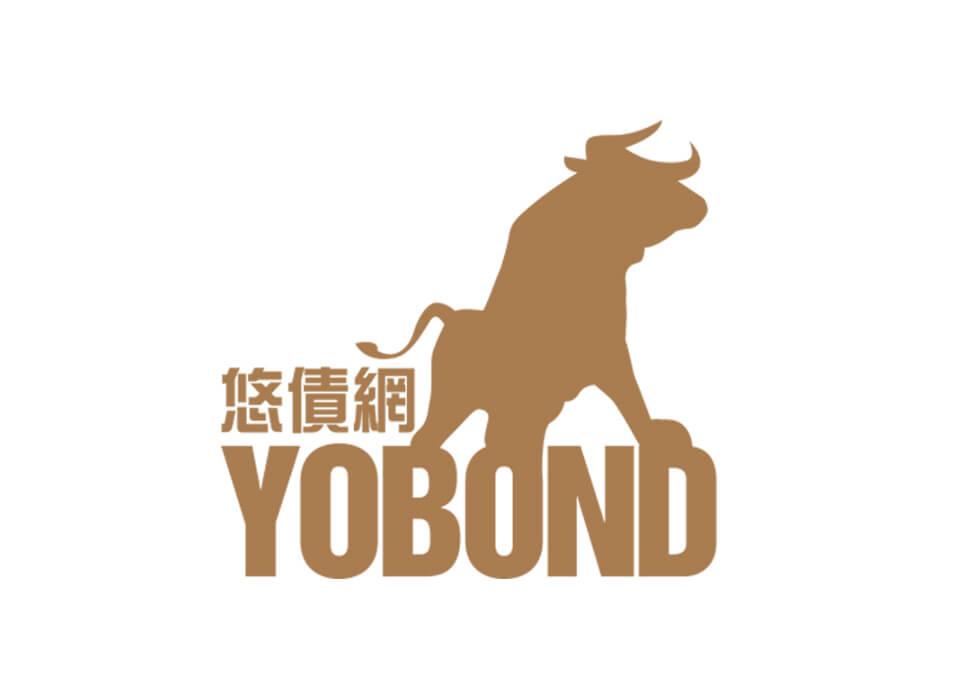 Yobond Logo design